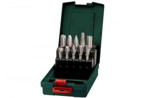 Фреза Metaboпо металлу 10шт 628404000 Расходные материалы для инструмента