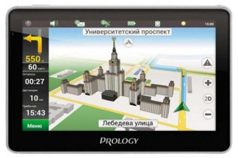 Навигатор Prology iMap-5800 Навител 5
