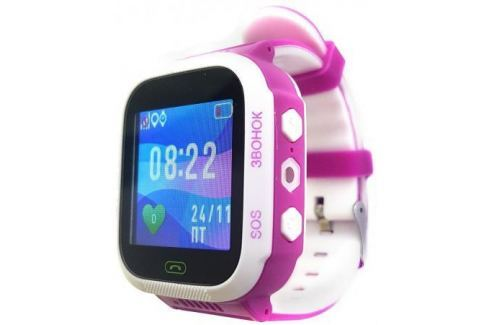 Смарт-часы Jet Kid Smart лиловый Умные часы и наручные гаджеты