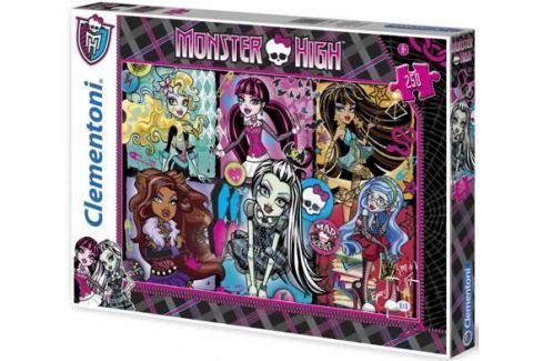 Monster High Пазл Портреты фриков 250 элементов 29682 Конструкторы, мозаики, пазлы