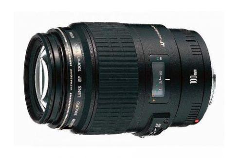 Объектив Canon EF 100mm f/2.8 USM Macro 4657A011 Объективы