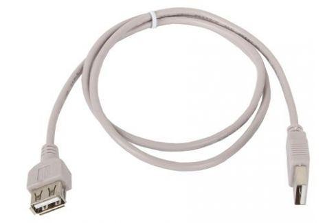 Кабель удлинитель USB 2.0 AM/AF 0.75м Gembird/Cablexpert CC-USB2-AMAF-75CM/300, пакет Кабели и переходники