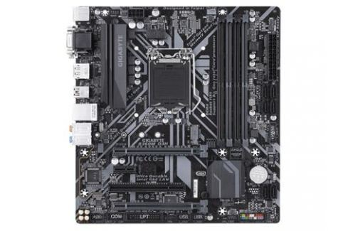 Материнская плата GIGABYTE B360M D3H (S1151, B360, 4*DDR4, 1*PCI-E16x, 2*PCI-E1x, PCI, D-Sub, DVI, DP, HDMI, SATA III, M.2, GBLan, USB 3.1, mATX, Retail) Материнские платы