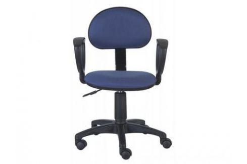 Кресло Buro CH-213AXN/PURPLE темно-синий 10-352 Стулья, кресла