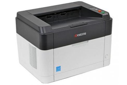 Принтер Kyocera FS-1040 (Лазерный, 20стр/мин, 600dpi, USB2.0, A4) Принтеры