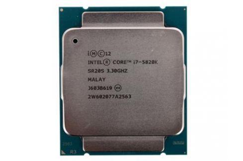 Процессор Intel Core i7-5820K OEM TPD 140W, 6/12, Base 3.30GHz - Turbo 3.6GHz, 15Mb, LGA2011-V3 (Haswell-E) Процессоры