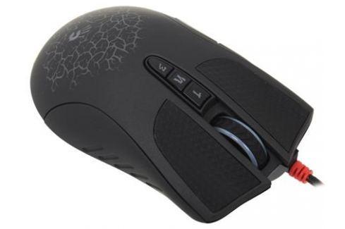 Мышь A4-Tech Bloody A9 Blazing черный Laser (4000dpi) USB игровая (8кнопок) Мыши