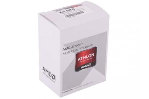 Процессор AMD Athlon X4 840 BOX Socket FM2+ (AD840XYBJABOX) Процессоры