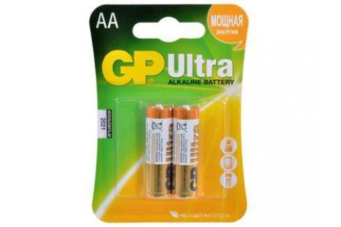Батарея GP 15AU 2шт. Ultra Alkaline (AA) Зарядные устройства и аккумуляторы