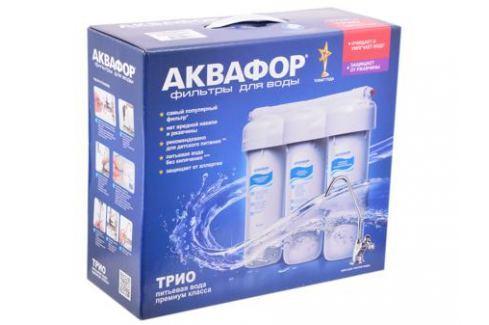 Водоочиститель Аквафор Трио Fe Н Фильтры для воды