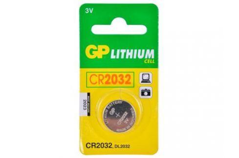 Элемент питания GP CR2032-C1 (для биоса мат. плат) Зарядные устройства и аккумуляторы