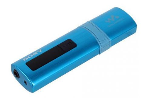 Плеер Sony NWZ-B183F голубой mp3 - плееры
