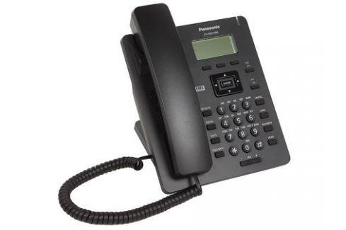 Телефон IP Panasonic KX-HDV100RUB SIP Цифр. IP-телефон, VoIP, Ethernet, Память 500, Звук HD Телефония