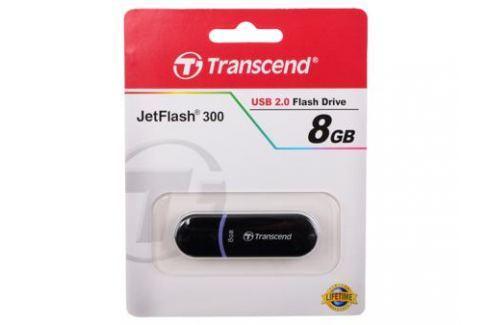 USB флешка Transcend 300 8GB (TS8GJF300) Флешки
