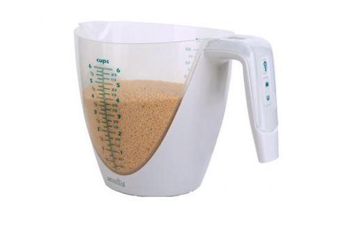 Весы кухонные Smile KSE 3214, съемная чаша, нагрузка 5кг, автовыкл Весы