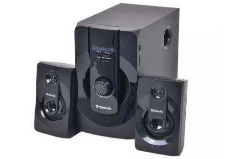 Колонки Defender Blaze M40 PRO Bluetooth MP3, SD/USB, дер. кор 20+2*10W Акустические системы