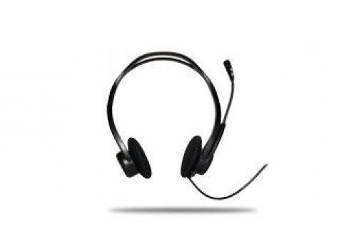 (981-000100) Гарнитура Logitech Headset 960 USB Микрофоны и наушники