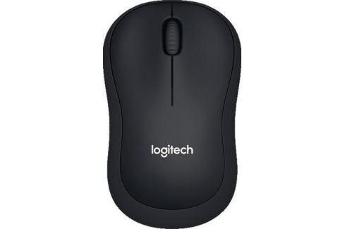 Мышь Logitech Wireless Mouse B220 Silent Black USB оптическая, 1000 dpi, 3 кнопки + колесо Мыши