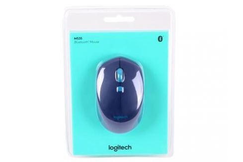 Мышь (910-004531) Logitech Bluetooth Mouse M535 Blue Мыши