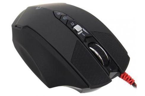 Мышь A4-Tech Bloody Terminator TL7 черный/серый лазерная (8200dpi) USB2.0 игровая (8but) Мыши