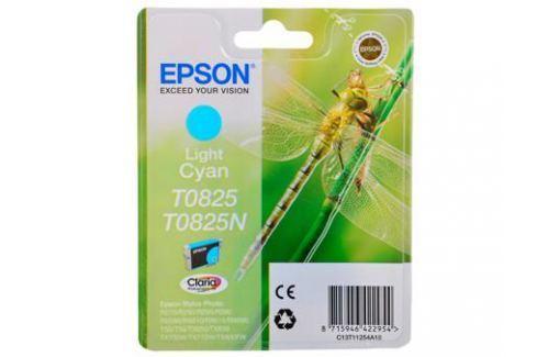 Картридж Epson Original T08254A для R270/390/RX590 светло-голубой (C13T11254A10) Картриджи и расходные материалы
