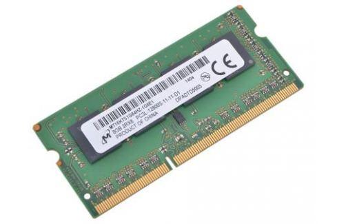 Оперативная память для ноутбуков Crucial (CT102464BF160B) SO-DIMM 8Gb DDR3 1600Mhz 204-pin 1.35В SO-DIMM DDR3/pc3-12800/CL11 Оперативная память