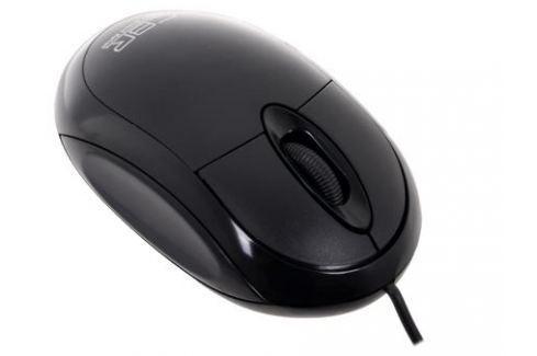 Мышь CBR CM-102 Black, оптика, 1200dpi, офисн., USB Мыши