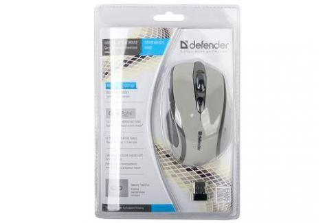 Мышь Defender Safari MM-675 Nano Sand (беж),5кн+кл 800/1200/1600 dpi Мыши