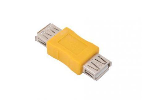 Переходник USB 2.0 AF/AF VCOM (VAD7901/CA408) Кабели и переходники