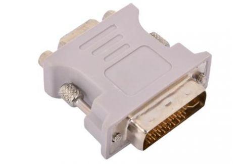 Переходник DVI-VGA Cablexpert, 29M/15F ,пакет Кабели и переходники