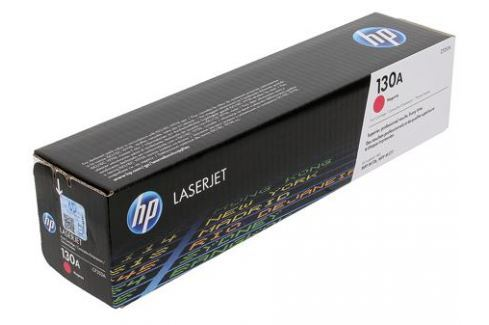 Картридж HP CF353A для LaserJet Pro M153/M176/M177. Пурпурный. 1000 страниц. 130A. Картриджи и расходные материалы