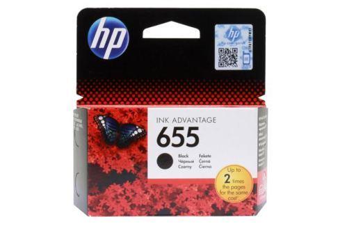 Картридж HP CZ109AE (№ 655) черный, DJ IA 3525/4615/4625/5525, 550стр Картриджи и расходные материалы