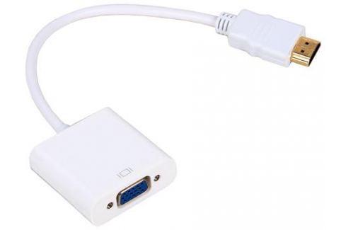 Переходник HDMI (M) - VGA (F), VCOM (CG558) Кабели и переходники