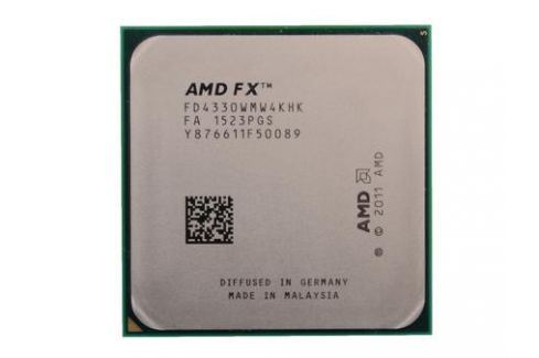 Процессор AMD FX-4330 OEM SocketAM3+ (FD4330WMW4KHK) Процессоры