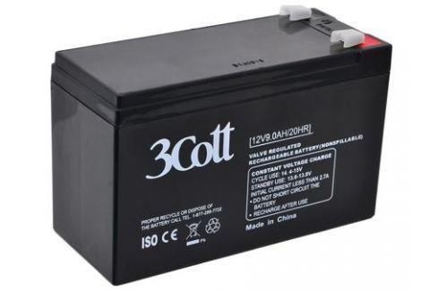 Аккумулятор 3Cott 12V9Ah Системы бесперебойного питания