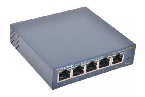 Коммутатор TP-LINK TL-SG105 Сетевые адаптеры/ Хабы/роутеры/маршрутизаторы/коммутаторы