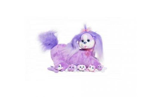 Интерактивная игрушка Just Play Собачка Кэнди и ее щенки для девочки от 3 лет 42108 Игрушки
