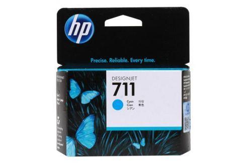 Картридж HP 711 с голубыми чернилами 29мл CZ130A Картриджи и расходные материалы