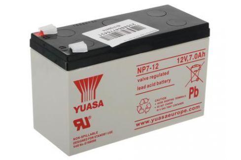 Аккумулятор Yuasa 12V7Ah (NP7-12) Системы бесперебойного питания
