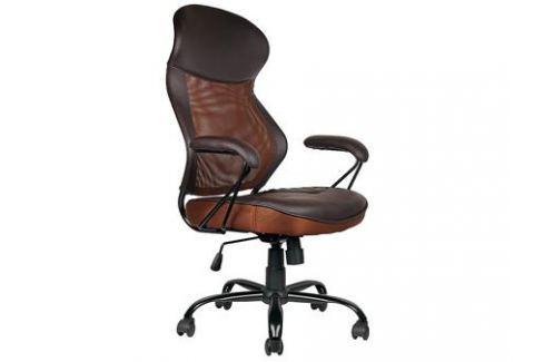 Кресло руководителя COLLEGE HLC-0370 шоколад Стулья, кресла