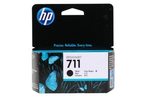 Картридж HP 711 с черными чернилами 38мл CZ129A Картриджи и расходные материалы