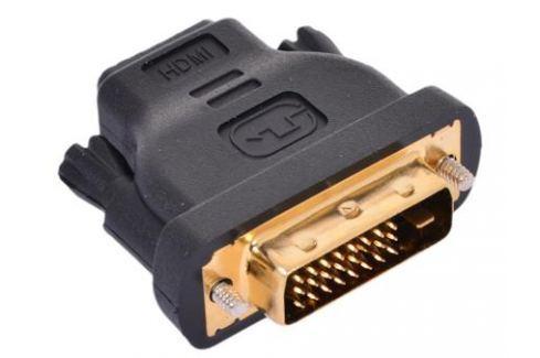 Переходник HDMI 19F - DVI-D 25M VCOM (VAD7818) Кабели и переходники