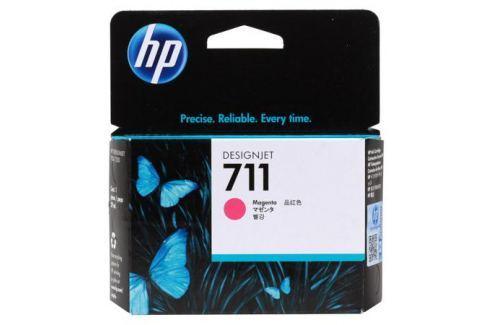 Картридж HP 711 с пурпурными чернилами 29мл CZ131A Картриджи и расходные материалы