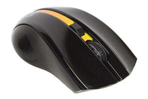 Беспроводная мышь Jet.A OM-U40G Yellow Comfort(800/1200/1600/2000 dpi, 5 кнопок, USB) Мыши