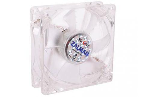Вентилятор Zalman ZM-F1 LED (SF) 80mm 2000rpm Системы охлаждения