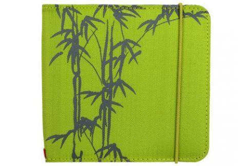 Портмоне HAMA Up to Fashion для 24 CD/DVD зеленый бамбук H-95668 Аксессуары