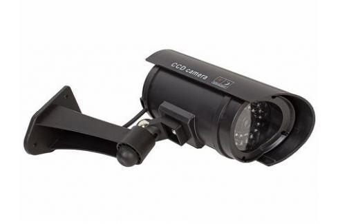 Муляж камеры видеонаблюдения Orient AB-CA-11B черный LED (мигает) Муляжи видеокамер