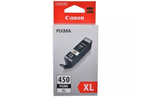 Картридж Canon PGI-450XL PGBK для MG6340, MG5440, IP7240 . Чёрный. 500 страниц. Картриджи и расходные материалы