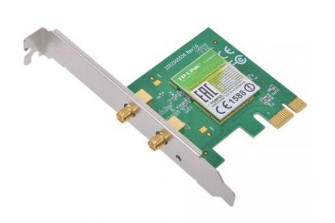 Адаптер TP-Link TL-WN881ND 300Mbps Wireless N PCI Express Adapter Сетевые адаптеры/ Хабы/роутеры/маршрутизаторы/коммутаторы