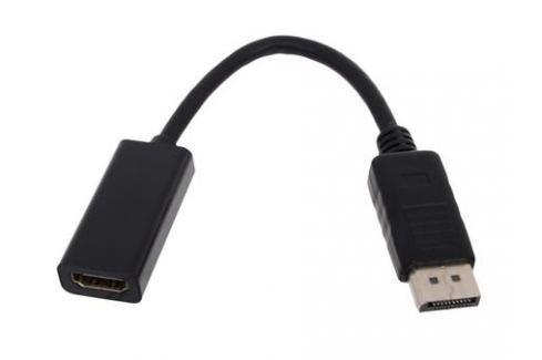 Кабель-переходник DP - HDMI-F 0.2m , Telecom (TA533) Кабели и переходники